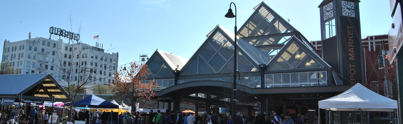 Home of Bellingham Farmers market