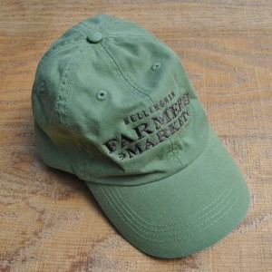 Market Hat Green