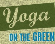 International Day of Yoga at Bellingham Farmers market